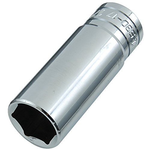 SK11 六角ディープソケット 差込角 9.5mm (3/8インチ) 17mm S3D-17