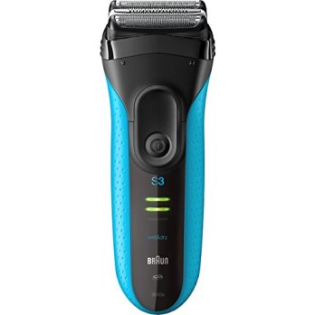 Braun Series 3 Proskin 3040S Wet & Dry Rechargeable Electric Shaver For Men