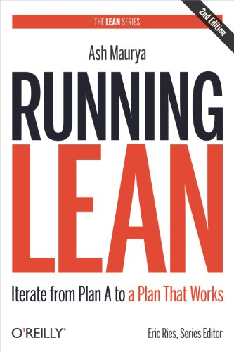 Running Lean: Iterate from Plan A to a Plan That Works (Lean Series) (English Edition)