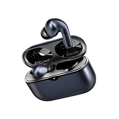 Synonix P3 Auriculares inalámbricos Bluetooth 5.0, Cascos...