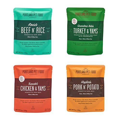 Portland Pet Food Company Human-Grade Dog Food...