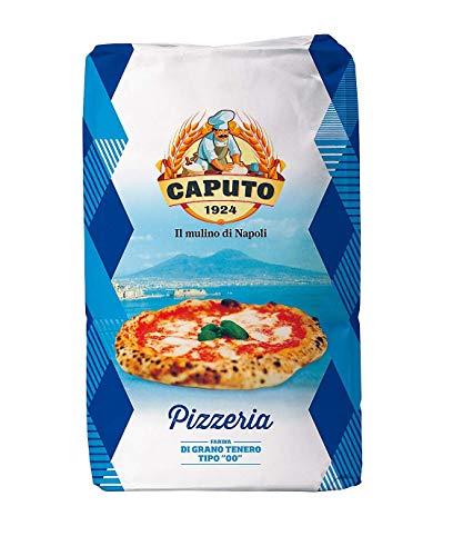 Harina Caputo blu Pizzeria '00' Kg. 25