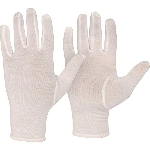 Granberg 110.0155–3bambini eczema guanti in bambù, 1paio, taglia 3–4anni, bianco