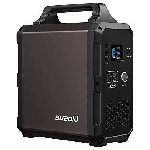 suaoki ポータブル電源 G1200 332000mAh/1200Wh AC1000W(瞬間最大2000W) 非常用電源 家庭用蓄電池 無停電電...