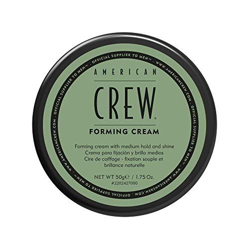 American Crew Forming Cream, 1.75 oz, Pliable Hold with Medium Shine