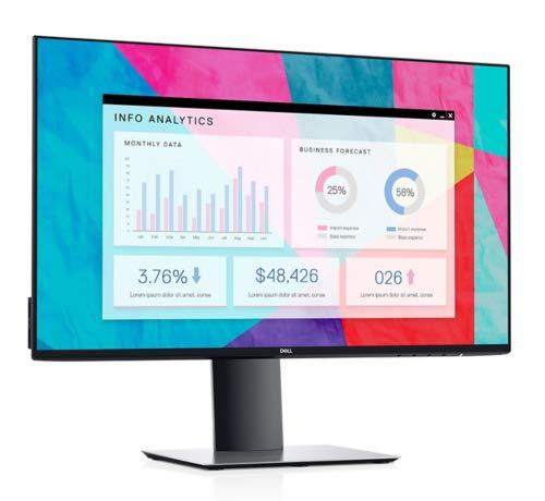 Dell Ultrasharp U2419H Monitor