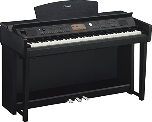 Yamaha NCVP705B Piano Clavinova