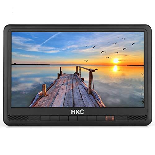 HKC SMALL TV (10,1 Zoll HD-Ready Portable TV)