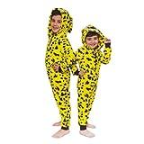 Mani Textile Déguisement OU Pyjama- MARSUPILAMI - 9 Ans