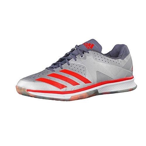adidas Herren Counterblast Handballschuhe, Mehrfarbig (Plamet/Roalre/Acenat 000), 46 EU
