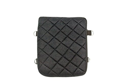 Gel Pad Seat Cushion for Motorcycles with Memory Foam (Passenger)