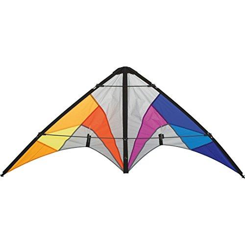 Zweileiner Delta-Lenkdrachen/Quickstep II Rainbow