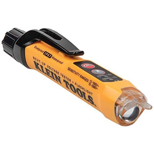 Klein Tools NCVT3P Dual Range Non Contact Voltage...