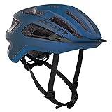 Scott Arx 2020 Casque de vélo Bleu, Bleu ciel, S (55-56cm)