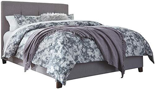 Signature Design by Ashley B130-781 Dolante Bed, Queen, Medium Gray