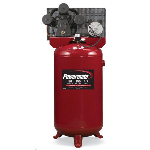 Powermate Vx PLA4708065 80-Gallon Electric Air...