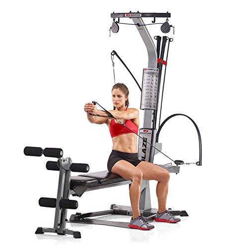 Bowflex unisex-adult Blaze Home Gym Black ,One Size