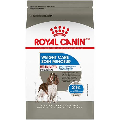 Royal Canin Medium Weight Care Dry Dog Food, 30...