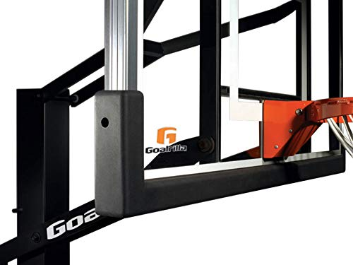 Goalrilla Universal Pro-Style Basketball Backboard Padding Fits All 54', 60', and 72' Goalrilla Basketball Systems