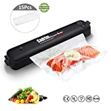 Machine Sous Vide,Cadrim Machine de Scellage Vacuum Sealer Appareils de...