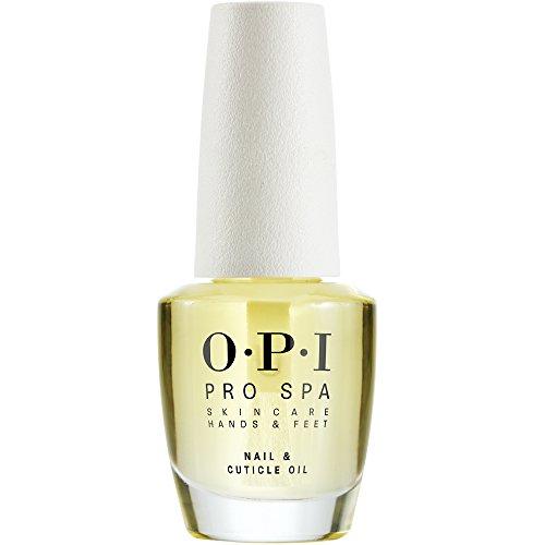 OPI ProSpa Nail & Cuticle Oil, 0.5 Fl Oz