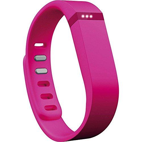 Fitbit Fitness-Tracker Flex Wireless, pink, FB401PK-EU, Einheitsgröße