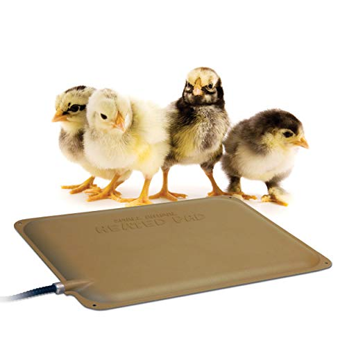 K&H Pet Products Thermo-Peep Heated Pad Tan 9' x...
