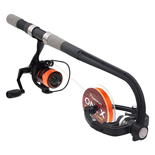 Piscifun Fishing Line Winder Spooler Machine Spinning Reel Spool Spooling Station System Automatic...