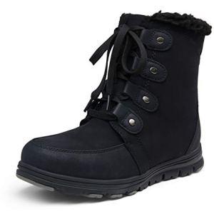 VEPOSE Women's Snow Winter Boots for Women Waterproof