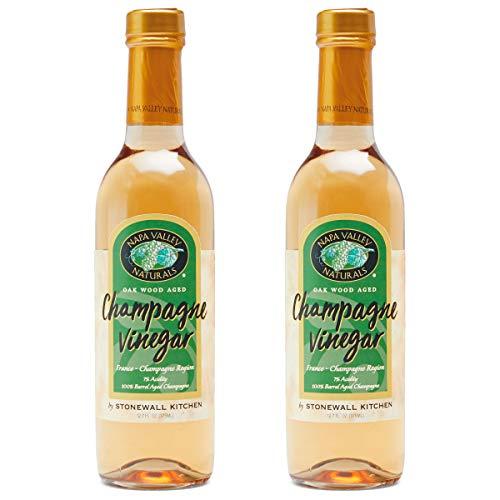 Napa Valley Naturals Champagne Vinegar, 12.7 oz (2-Pack)