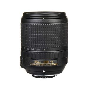 Nikon AF-S DX Nikkor 18-140mm F/3.5-5.6 G...