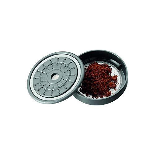 WMF 6085809990 Filtro per Caffè Macinato, per tutte le Macchine da Caffè Automatiche WMF