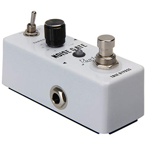 Viesky Noise Gate Suppressor Effect Pedal Rowin Guitar Noise Killer