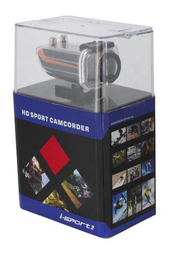 1080p Full HD Extreme スポーツアクションカメラ&カムコーダー【オレンジ色】 防水 AT90 DracoTek社 【並行輸入】 持ち歩き・水中撮影・日常生活での撮影に最適