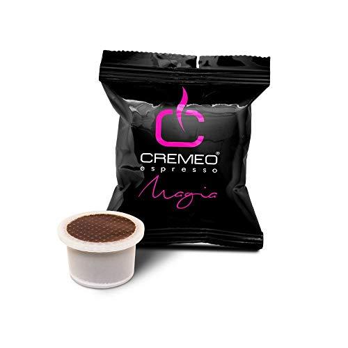 200 Capsule Caffè Cremeo Miscela Magia - Compatibili con Sistema Uno System