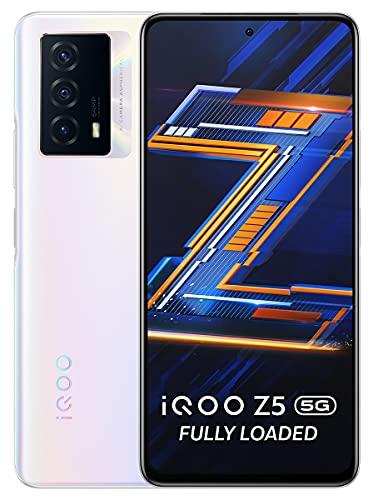 iQOO Z5 5G (Arctic Dawn, 8GB RAM, 128GB Storage)