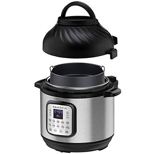Instant Pot & Air Fryer Combo 8QT