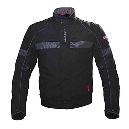 Genuine Victory Motorcycles Mens Rockford Textile Motorcycle Jacket Small pt# 286321002