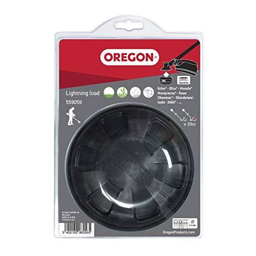 Oregon 559059 Tête de coupe Lightning Load Tap and Go, 130mm