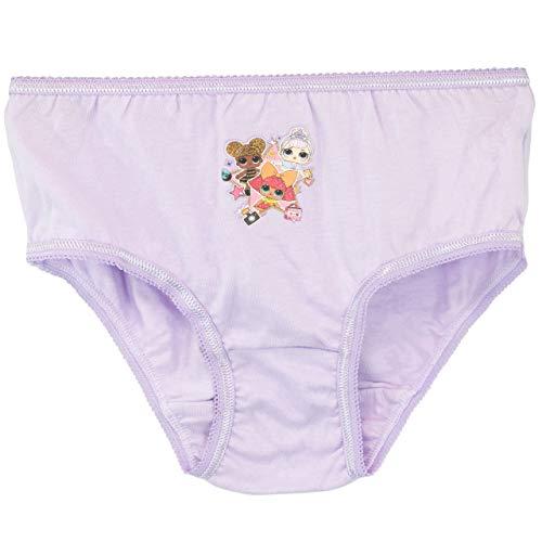 Image 2 - LOL SURPRISE - Lot de 5 Culottes - Fille - Multicolore - 4-5 Ans