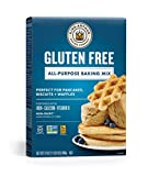 King Arthur, Gluten Free All-Purpose Baking Mix, Gluten Free, Non-GMO Project Verified, Certified Kosher, 24 Ounces (Pack of 6)