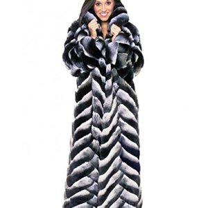 Very Finest Chinchilla Fur Coat
