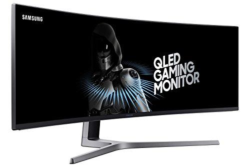 Samsung 49-Inch CHG90 144Hz Curved Gaming Monitor...
