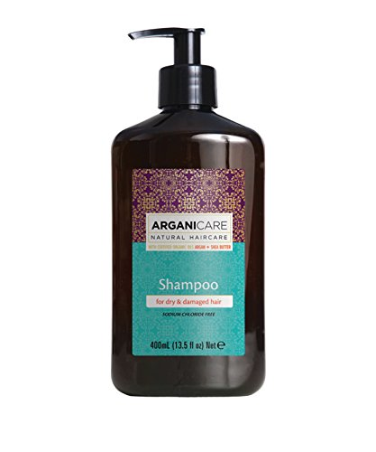 ArganiCARE Haarshampoo For Dry & Damaged Hair 400 ml, Preis/100 ml: 3.99 EUR