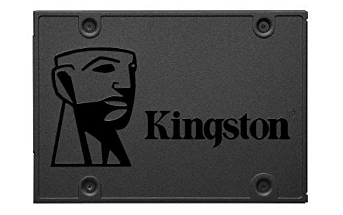 """Kingston - SA400S37/480G - SSD Interne A400 2.5"""" (480Go)"""