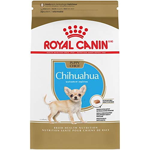 Royal Canin Chihuahua Puppy Breed Specific Dry Dog...