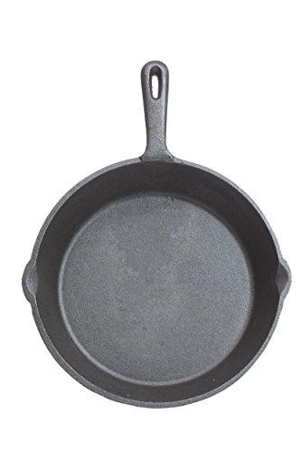 Kitchen Craft Clearview Bistecchiera semplice in ghisa 24 cm