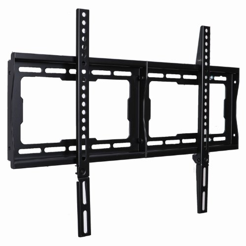 VideoSecu Low Profile TV Wall Mount Bracket for Most 32' - 75' LCD LED Plasma HDTV, Compatible with Sony Bravia Samsung LG Haier Vizio Sharp AQUOS Westinghouse Pioneer ProScan Toshiba 1NN
