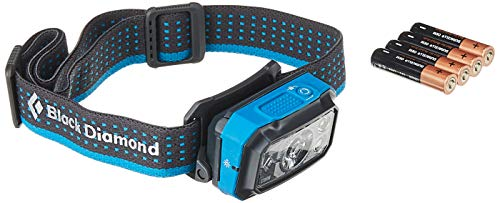 Black Diamond Storm 400 Headlamp, Unisex, One Size (400 Lumens) (Octane)