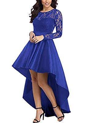 This sexy cocktail dresses featuring Solid Color,Off the Shoulder,Backless and a sweetheart lining and a high-low taffeta skirt. Stylish and Elegant Retro ruffle dress featuring Off the Shoulder, short sleeve, slim belted waist and Hi low hem above k...